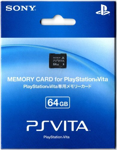 PlayStation Vita Memory Card 64GB (PCH-Z641G) - Area 399 Hachune Rage