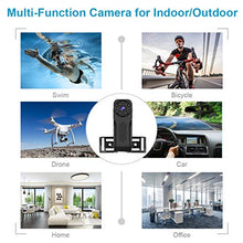 Load image into Gallery viewer, Waterproof Spy Camera Wireless Hidden,ZZCP Wifi Full HD 1080P Portable Mini Nanny Cam with Night Vision and Motion Detection, Perfect Covert Small Security Camera for Indoor and Outdoor - Area 399 Hachune Rage