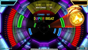 Superbeat: XONiC - PlayStation Vita - Area 399 Hachune Rage