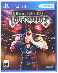 Fist of The North Star: Lost Paradise - PlayStation 4 - Area 399 Hachune Rage