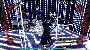 Persona 5: Dancing In Starlight - PlayStation 4 - Area 399 Hachune Rage
