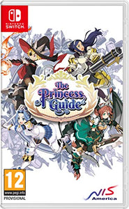 The Princess Guide (Nintendo Switch) - Area 399 Hachune Rage