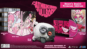 Catherine: English Full Body Premium Edition - PlayStation 4 - Area 399 Hachune Rage