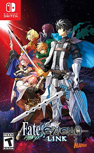 Fate Extella Link Standard Edition Nintendo Switch - Area 399 Hachune Rage