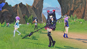 Cyberdimension Neptunia: 4 Goddesses Online - Playstation 4 - Area 399 Hachune Rage