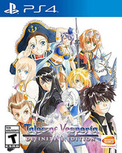 Load image into Gallery viewer, Tales of Vesperia - Definitive Edition - PlayStation 4 - Area 399 Hachune Rage