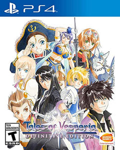 Tales of Vesperia - Definitive Edition - PlayStation 4 - Area 399 Hachune Rage