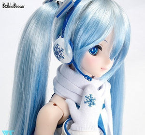 "Dollfie Dream - Hatsune Miku Snow Ver. - Vocaloid 1/3 Scale 23"" Doll - Area 399 Hachune Rage"