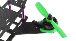 FASTTECH Little Bee FPV Race Quadcopter DIY Kit Green 180mm - Area 399 Hachune Rage