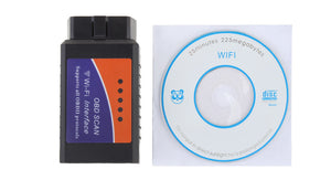 ELM327 Wifi OBD2 OBDII Car Diagnostic Scan Tool - Area 399 Hachune Rage