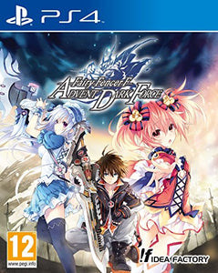 Fairy Fencer F: Advent Dark Force (PS4) - Area 399 Hachune Rage