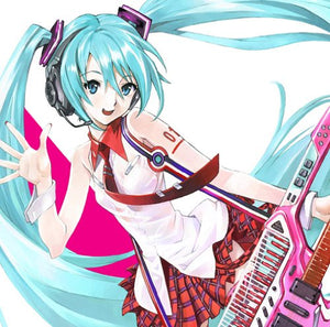Mitchie M Feat. Hatsune Miku - Greatest Idol (CD+DVD) - Area 399 Hachune Rage