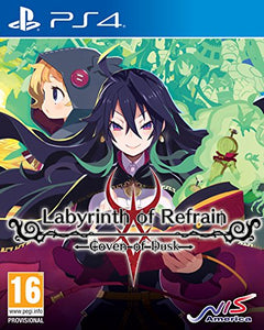 Labyrinth of Refrain: Coven of Dusk (PS4) - Area 399 Hachune Rage