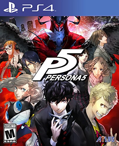Persona 5 - PlayStation 4 Standard Edition - Area 399 Hachune Rage