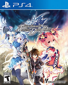 Fairy Fencer F: Advent Dark Force - PlayStation 4 - Area 399 Hachune Rage
