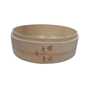 "Bamboo Steamer BASE Size: 8"" or 10"" or 12"" - Area 399 Hachune Rage"