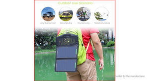 ALLPOWERS 10W Foldable Solar Panel Battery Charger - Area 399 Hachune Rage