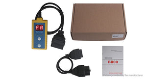 B800 OBD2 OBDII SRS Airbag Reset Scanner Auto Car Diagnostic Tool - Area 399 Hachune Rage