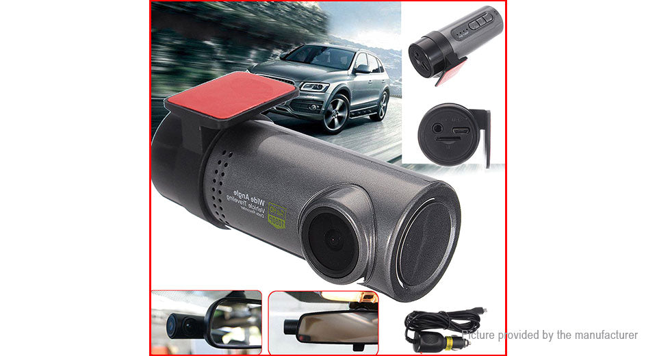 AS602 FHD 1080p Wifi Car Dash Cam DVR Camcorder - Area 399 Hachune Rage