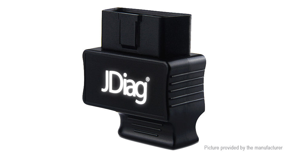 JDiag Faslink M2 Bluetooth V4.0 Car OBD2 Code Reader Diagnostic Scanner Tool - Area 399 Hachune Rage