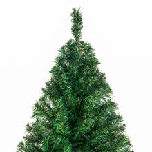 Load image into Gallery viewer, Best Choice Products 6ft Premium Hinged Artificial Christmas Pine Tree Holiday Decoration w/ Solid Metal Stand, 1,000 Tips, Easy Assembly - Green - Area 399 Hachune Rage