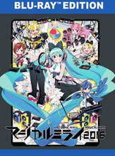 Load image into Gallery viewer, Hatsune Miku MAGICAL MIRAI 2016 Blu-Ray DVD - Area 399 Hachune Rage
