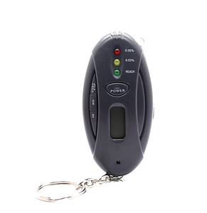 Breathalyzer with Parking Timer and Flashlight - Area 399 Hachune Rage