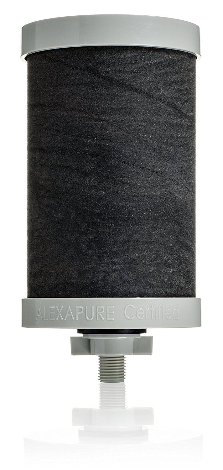 Alexapure Pro Filter Replacement 1 Filter Pack Black - Area 399 Hachune Rage