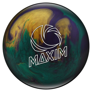 Undrilled Professional Bowling Ball Maxim - Area 399 Hachune Rage