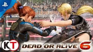 Dead or Alive 6 (PS4) - Area 399 Hachune Rage