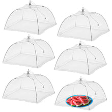 Load image into Gallery viewer, 6 Pack Food Mesh Anti-Insect Cover - Area 399 Hachune Rage
