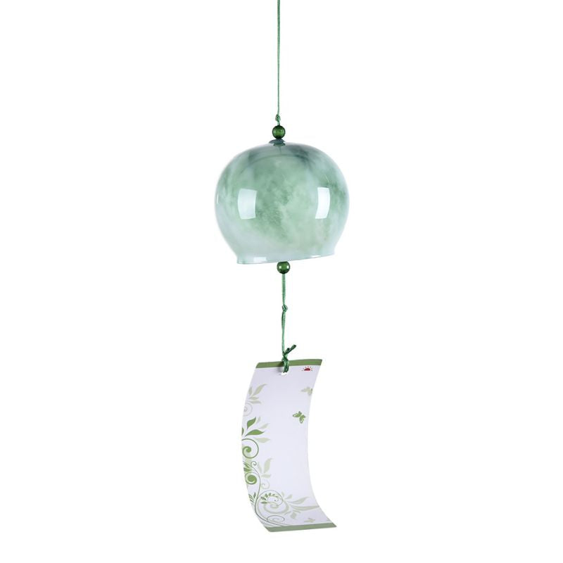 Japanese Glass Wind Chime - Area 399 Hachune Rage