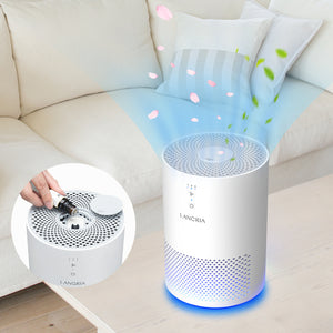 LANGRIA Air Purifier - Area 399 Hachune Rage