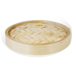 "Bamboo Steamer LID Size: 8"" or 10"" or 12"" - Area 399 Hachune Rage"