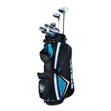 Load image into Gallery viewer, Callaway Men's Strata '19 Complete 12-Piece Steel Golf Club Set with Bag, Right Handed - Area 399 Hachune Rage