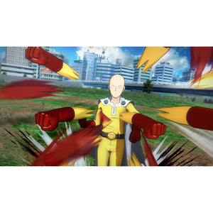 ONE PUNCH MAN: A HERO NOBODY KNOWS (PS4) - Area 399 Hachune Rage
