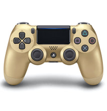 Load image into Gallery viewer, PS4 Wireless Controller Gold (w/ video) - Area 399 Hachune Rage
