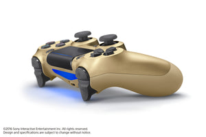 PS4 Wireless Controller Gold (w/ video) - Area 399 Hachune Rage