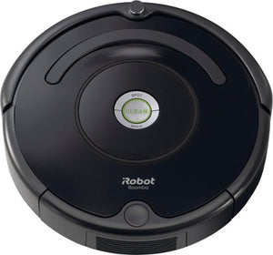 iRobot - Roomba 614 Self-Charging Robot Vacuum - Black - Area 399 Hachune Rage