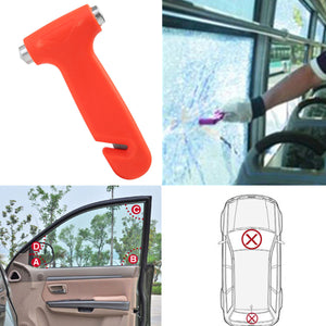 Safety Hammer Break Glass Don't Drown Today - Area 399 Hachune Rage