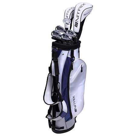 Pinemeadow Golf Nitrix Pro Women's Complete 12-Piece Golf Club Set, Right-Handed - Area 399 Hachune Rage