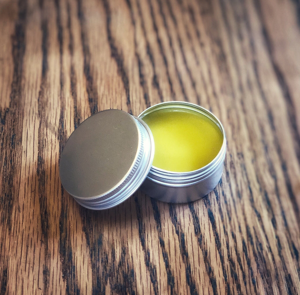 Dandelion Healing Salve with Lavender and Frankincense Oils