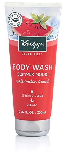 Kneipp Body Wash, Watermelon and Mint, 6.76 fl oz