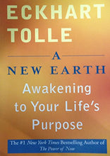 Load image into Gallery viewer, A New Earth: Awakening to Your Life's Purpose (Oprah's Book Club, Selection 61)
