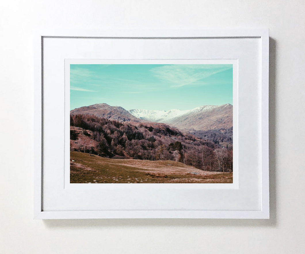Loughrigg Fell #6 (Ltd Edition)