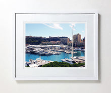 Load image into Gallery viewer, Monte Carlo Harbour #4 (Ltd Edition)
