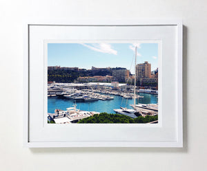 Monte Carlo Harbour #4 (Ltd Edition)