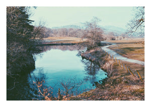 River Brathay, Elterwater in Winter