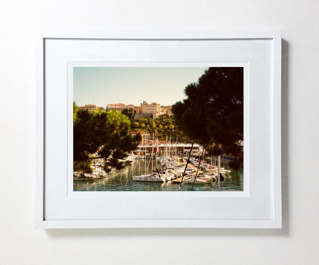 Monte Carlo Harbour #2 (Ltd Edition)
