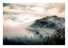 Load image into Gallery viewer, Silver How Fell from Grasmere Village #1
